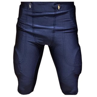 American Football Lycra Stretch Game Pant, Navy XL