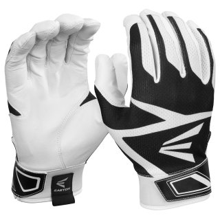 Batting Gloves Easton Z3 Adult - White/Black