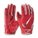Nike Vapor Jet  5.0  Glove, Red/Chrome