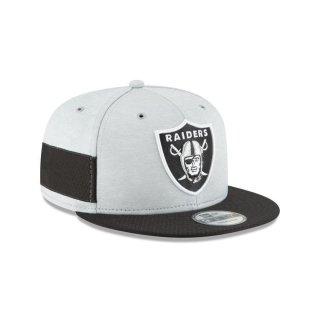 NFL 950 ONF18 Sideline Cap Oakland Raiders M/L