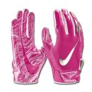 Nike Vapor Jet  5.0 Youth Glove, Pink/Chrome
