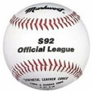 Markwort Baseball Syn Cork/Rubber Core 9 white