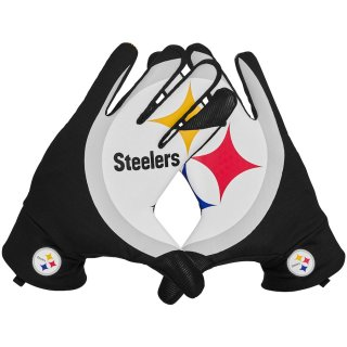 Nike Sphere Stadium Gloves - Pittsburgh Steelers