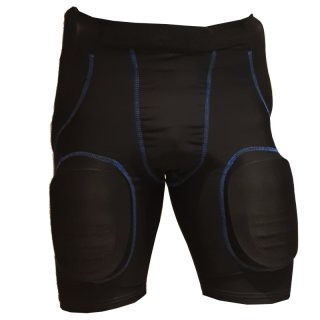 American Football Compression 5-Pocket Girdle - Senior