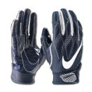 Nike Superbad 4.5  Youth Glove, Navy/White Youth M