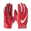 Nike Superbad 4.5  Youth Glove, Red/White