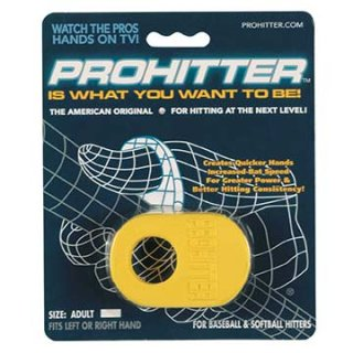 ProHitter Batting Aid - ADULT - Yellow