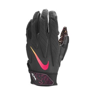 Nike Superbad 5.0  Glove, Black/Red Orbit S