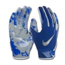 Nike Vapor Jet  5.0  Youth Glove, Royal/Chrome