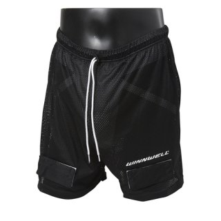 Winnwell JockShort Youth XL schwarz