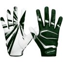 Cutters S452 REV PRO 3.0 Receiver Glove Senior - GREEN