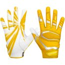 Cutters S452 REV PRO 3.0 Receiver Glove Senior - GOLD