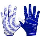 Cutters S252 REV 3.0 Receiver Glove Senior - ROYAL