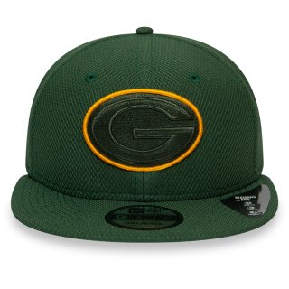 NFL Team Outline 9Fifty Cap - GreenBay Packers