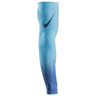 Nike Pro Flood Sleeve Gamma - Blue
